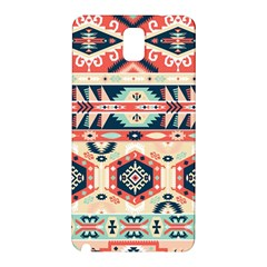 Aztec Pattern Samsung Galaxy Note 3 N9005 Hardshell Back Case