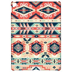 Aztec Pattern Apple Ipad Pro 12 9   Hardshell Case