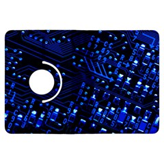 Blue Circuit Technology Image Kindle Fire Hdx Flip 360 Case