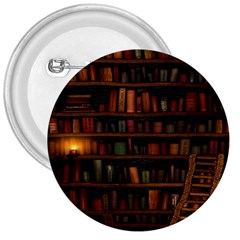 Books Library 3  Buttons