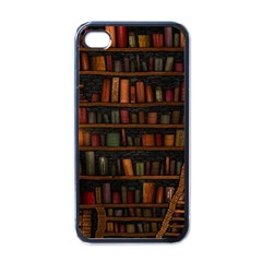 Books Library Apple Iphone 4 Case (black)