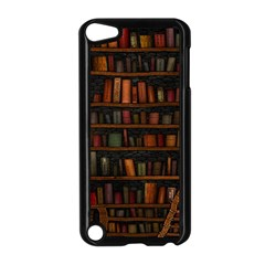 Books Library Apple Ipod Touch 5 Case (black)