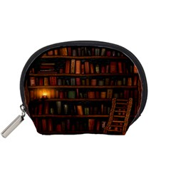 Books Library Accessory Pouches (small)
