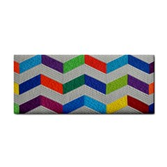 Charming Chevrons Quilt Cosmetic Storage Cases