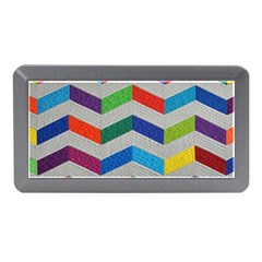 Charming Chevrons Quilt Memory Card Reader (mini)