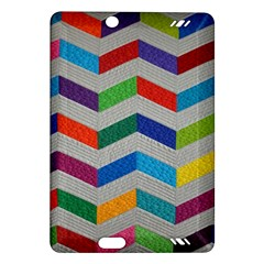 Charming Chevrons Quilt Amazon Kindle Fire Hd (2013) Hardshell Case