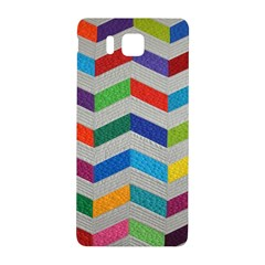 Charming Chevrons Quilt Samsung Galaxy Alpha Hardshell Back Case
