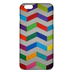 Charming Chevrons Quilt Iphone 6 Plus/6s Plus Tpu Case