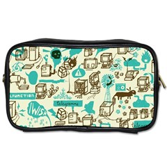 Telegramme Toiletries Bags 2 Side