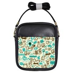 Telegramme Girls Sling Bags