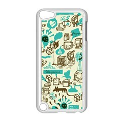 Telegramme Apple Ipod Touch 5 Case (white)
