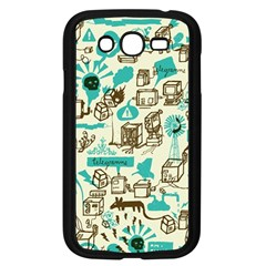 Telegramme Samsung Galaxy Grand Duos I9082 Case (black)