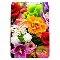 Colorful Flowers Flap Covers (l)