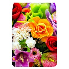 Colorful Flowers Flap Covers (s)