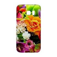 Colorful Flowers Galaxy S6 Edge