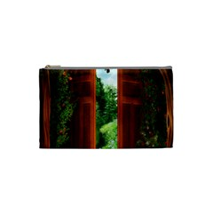 Beautiful World Entry Door Fantasy Cosmetic Bag (small)
