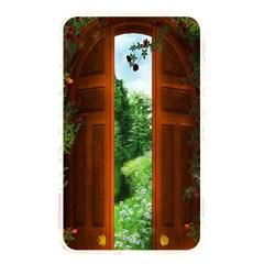 Beautiful World Entry Door Fantasy Memory Card Reader