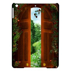 Beautiful World Entry Door Fantasy Ipad Air Hardshell Cases