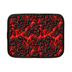 Volcanic Textures  Netbook Case (small)