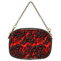 Volcanic Textures  Chain Purses (one Side)