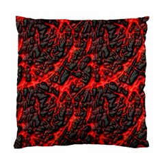 Volcanic Textures  Standard Cushion Case (two Sides)