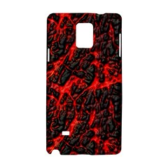 Volcanic Textures  Samsung Galaxy Note 4 Hardshell Case