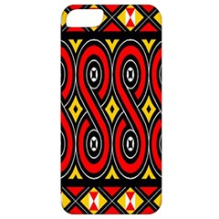 Toraja Traditional Art Pattern Apple Iphone 5 Classic Hardshell Case