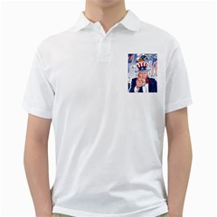 Independence Day United States Of America Golf Shirts