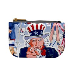 Independence Day United States Of America Mini Coin Purses