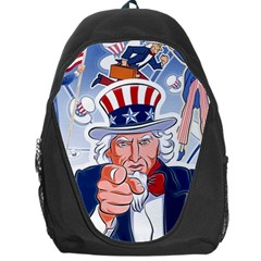 Independence Day United States Of America Backpack Bag