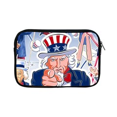Independence Day United States Of America Apple Ipad Mini Zipper Cases