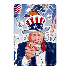 Independence Day United States Of America Samsung Galaxy Tab Pro 12 2 Hardshell Case
