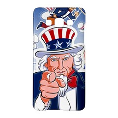 Independence Day United States Of America Samsung Galaxy A5 Hardshell Case
