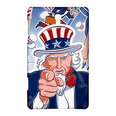Independence Day United States Of America Samsung Galaxy Tab S (8 4 ) Hardshell Case