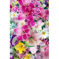 Colorful Flowers Patterns 5 5  X 8 5  Notebooks