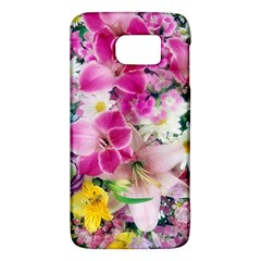 Colorful Flowers Patterns Galaxy S6