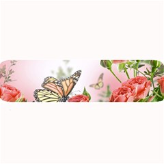 Flora Butterfly Roses Large Bar Mats