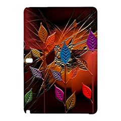 Colorful Leaves Samsung Galaxy Tab Pro 12 2 Hardshell Case