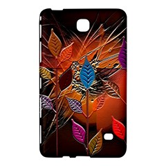 Colorful Leaves Samsung Galaxy Tab 4 (7 ) Hardshell Case