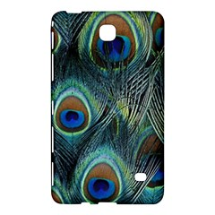 Feathers Art Peacock Sheets Patterns Samsung Galaxy Tab 4 (8 ) Hardshell Case