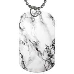 Marble Pattern Dog Tag (two Sides)