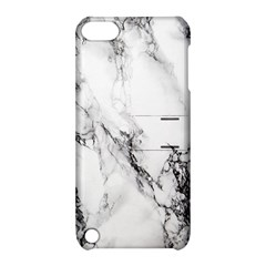 Marble Pattern Apple Ipod Touch 5 Hardshell Case With Stand