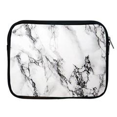 Marble Pattern Apple Ipad 2/3/4 Zipper Cases