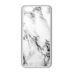 Marble Pattern Apple Iphone 5c Seamless Case (white)