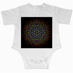 The Flower Of Life Infant Creepers