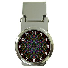 The Flower Of Life Money Clip Watches