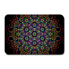The Flower Of Life Plate Mats