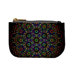 The Flower Of Life Mini Coin Purses