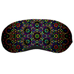 The Flower Of Life Sleeping Masks