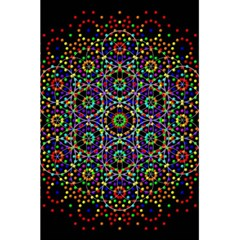 The Flower Of Life 5 5  X 8 5  Notebooks